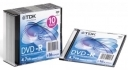 Диск DVD-R TDK 4,7Gb 16x Slim Case (10шт)